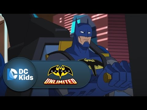 Night Games, With a Chaser | Batman Unlimited | Episode 6