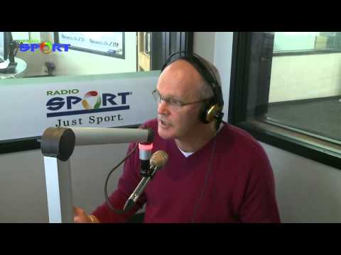 Radio Sport - Martin Crowe walks away from cricket