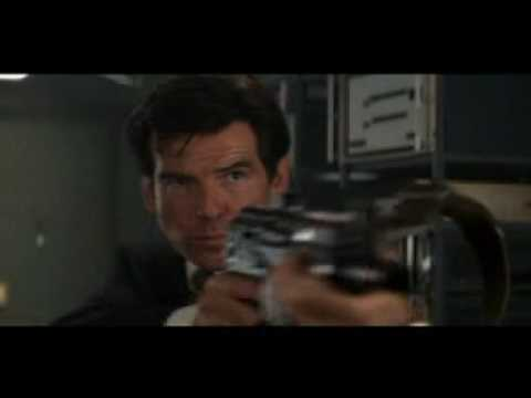 Goldeneye 007 - Escape from Train Scene