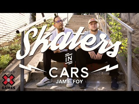 Jamie Foy: Skaters In Cars