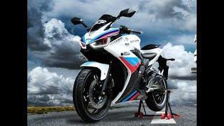 Tin nhanh 24/7 - Chiêm ngưỡng môtô điện đẹp như Yamaha YZF-R3, giá 28 triệu đồng.