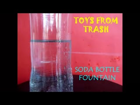 Soda Bottle Fountain | Marathi | Fun Fountain video