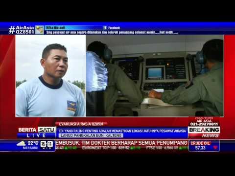 Kopaska Terjunkan 90 Penyelam Evakuasi AirAsia