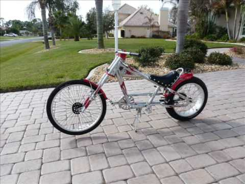 Schwinn Stingray Choppers