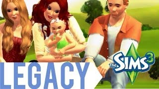Let's Play The Sims 3 Legacy Challenge - Part 27 (NEW HOUSE!)