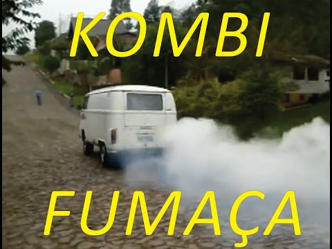 injetando diesel na kombi