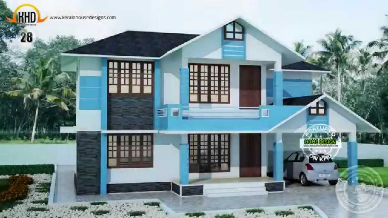 House designs of march 2014 youtube - Design of home ...