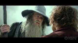 The Hobbit: The Desolation of Smaug - I Found Something In The Goblin Tunnels Clip