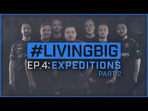 livingBIG EP 4: Expeditions Part 2  1500000$ WESG China