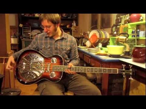 Gold Tone Resonator Bass Gold Tone Pbb Resonator