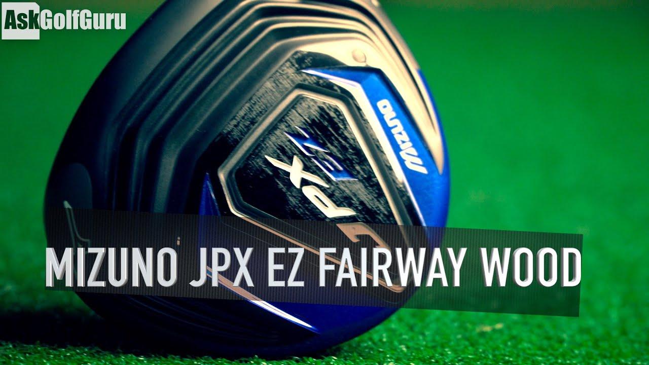 Mizuno JPX EZ Fairway Wood