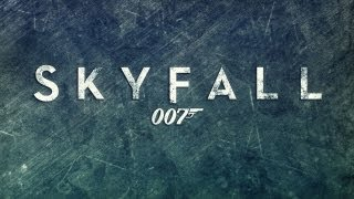 GTA:V Edited Skyfall Themed ost game-play James Bond HD