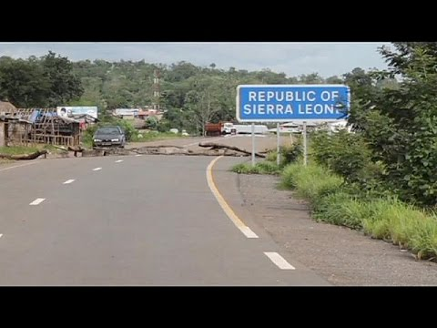 Thousands 'evade' Ebola lockdown in Sierra Leone