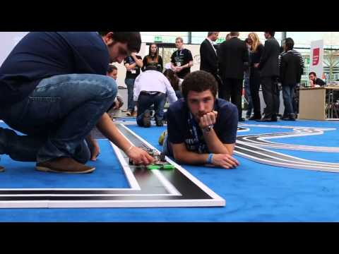 Renesas MCU Car Rally 2015
