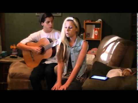 Kayla & Christian Gross Sample Cover-lil Wayne's How To Love(rockinguitarlessons) video