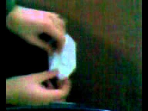 Оригами.Водяная бомба.