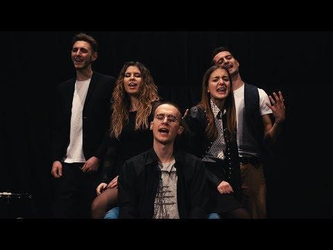 Maneskin - MORIRÒ DA RE (Cover acustica a 5 voci)