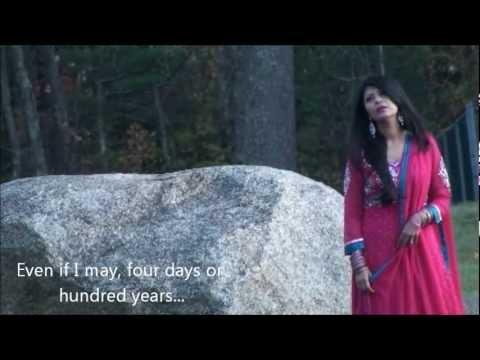 Main Jeena Tere Naal (Punjabi Song) with subtitle - Dr. Adeeba...