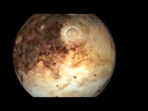 Fifth Moon Discovered Orbiting Pluto