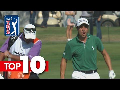 World Golf Championships All-time shots