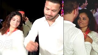 Ankita Lokhande Crazy Dance With Boyfriend At Arjun Bijlani Ganpati Visarjan 2018