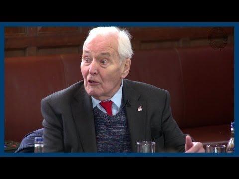 European Union   Tony Benn   Oxford Union