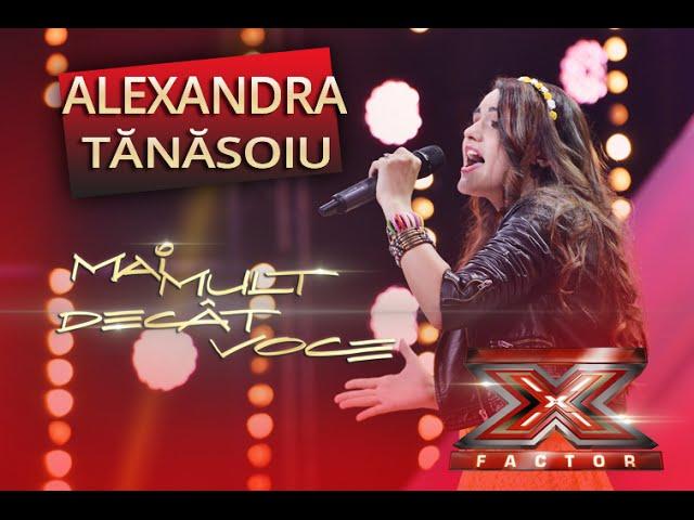 "Alexandra Tănăsoiu - Conchita Wurst - ""Rise Like A Phoenix"" - X Factor"