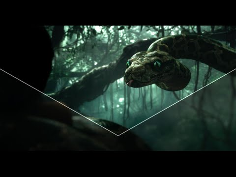 """Trust in Me"" DJDS Remix - Scarlett Johansson & Mark Ronson - Disney's The Jungle Book"