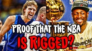Did The 2006 NBA Finals Prove That The NBA is RIGGED?