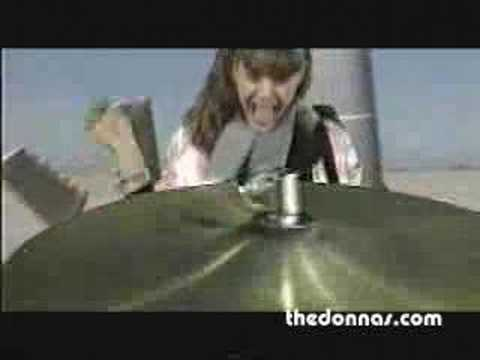 Thumbnail of video The Donnas - Get Rid Of That Girl