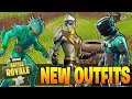 Fortnite LEAK - NEW AMAZING SEASON 4 OUTFITS & MORE!!