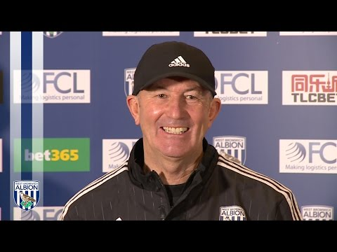 TP IN THREE: Tony Pulis previews tomorrow's Premier League fixture at Southampton