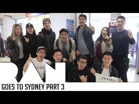 RAN Goes To Sydney (Part 3)