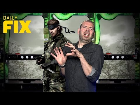 Fans Are Not Happy with Metal Gear Pachinko - IGN Daily Fix