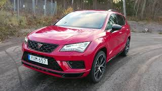 Cupra Ateca 2018 First Look
