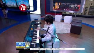 Ella Fitzgerald - Take The A Train  ( Cover Kafin Sulthan ) - IMS