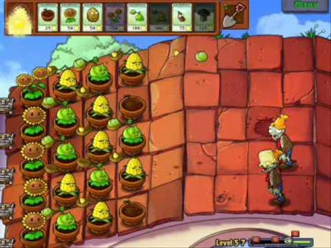 Plants Vs Zombies Part 28