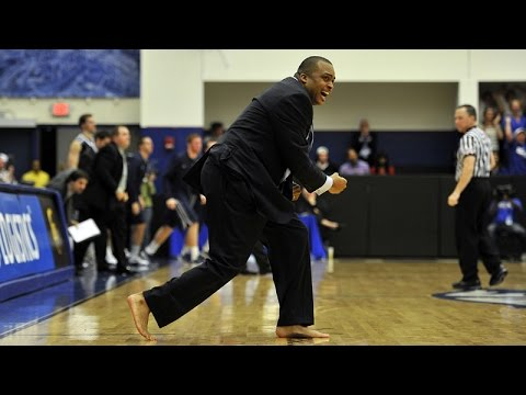 Gsu Men's Basketball: Annual 'barefoot For Bare Feet' Game Set For Thursday video