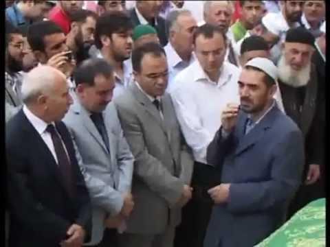 Erzurumlu Seyyid Şeyh Hüseyin Kılınç'ın Cenaze Namazı