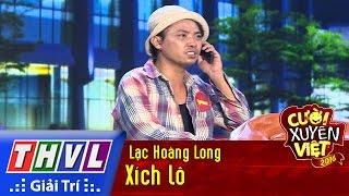 THVL   Cười xuyên Việt 2016 - Tập 10: Xích lô - Lạc Hoàng Long