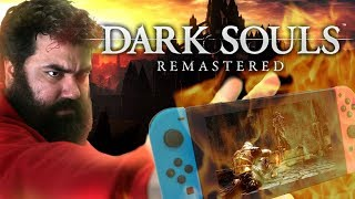Dark Souls: Remastered Nintendo Switch | Face Your Fears Anywhere | The Completionist