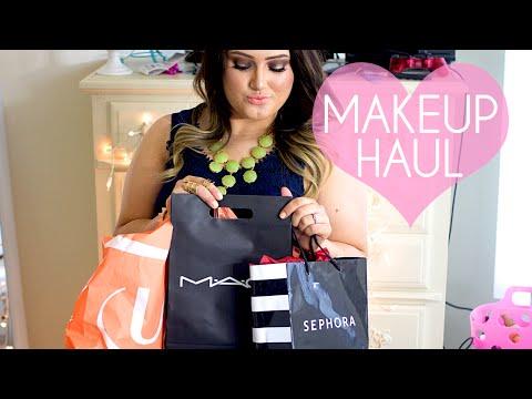 Makeup Haul Ft. MAC, Sephora, & Ulta