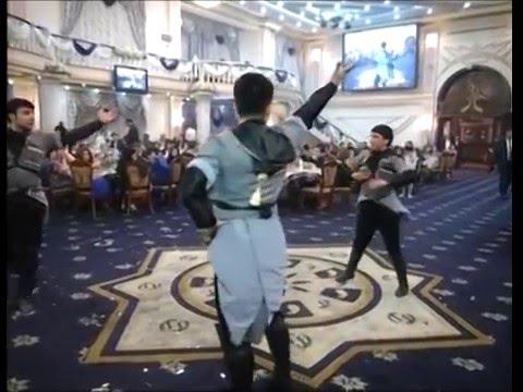 Dikiy Kavkaz Lezginka Dance Group-lenkeran 2014 video