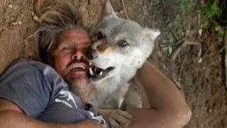 The Real wolf man