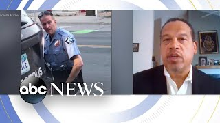 Minnesota AG explains new charges against all 4 officers l ABC News