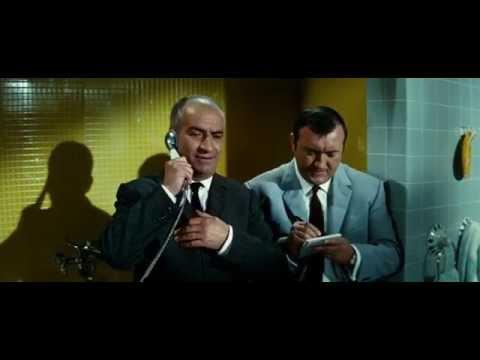 Louis de Funès: Fantômas se déchaîne (1965) - Elle est bizarre cette femme... streaming vf