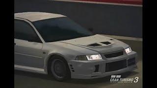 Gran Turismo 3: A-Spec #18 - Evolution Meeting - Beginner League