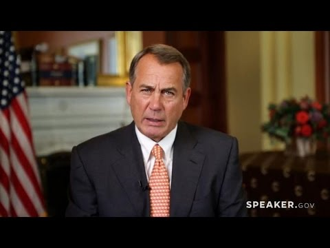 Boehner: Obama acting like 'a king' with his immigration plan