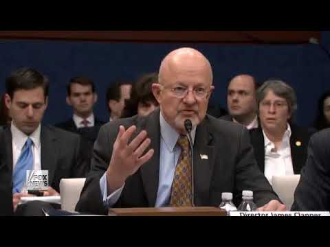 Incredible testimony by James Clapper regarding the Muslim Brotherhood being a non-religious group.