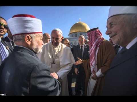 Warning: Pope Francis & Obama to Bring False Peace! A New World Order